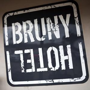 Hotel Bruny Signage