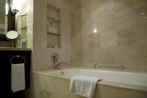 Nirwana Bali Pan Pacific Bathroom