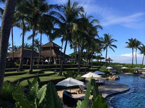 Nirwana Pan Pacific Bali Pools