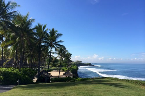 Pan Pacific Bali Resort Review