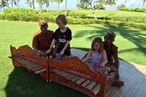 Playing Balinese Music