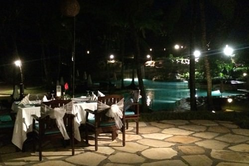 Pool Grill Restaurant