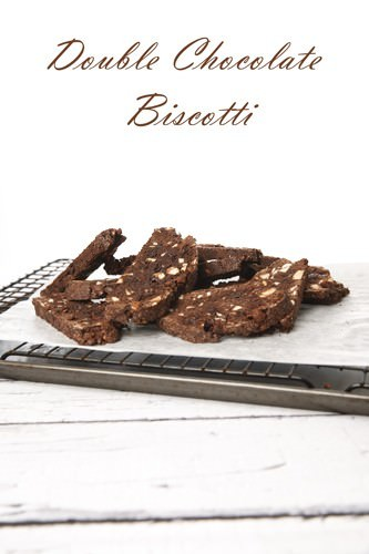 Double Chocolate Biscotti Pin