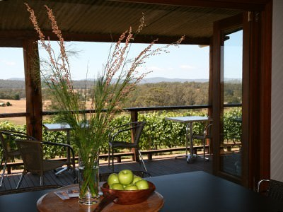 Moore Hill View - Tamar Valley Wines