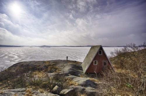 Swedish Beach Shack