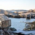 Swedish Fishing Village