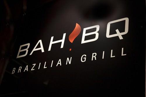 BAH BQ Brazilian Grill Signage