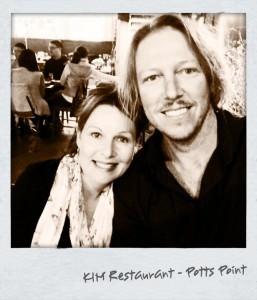 Gourmet Getaways at KIM Restaurant