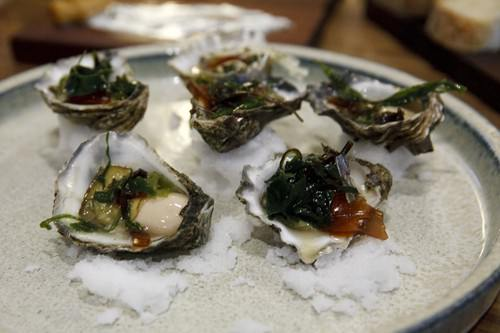 Parlour Wine Room - Japanese Oysters