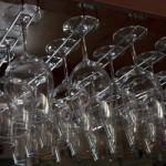 Pasfields Restaurant Wine Glasses