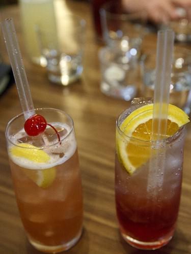Parlour Wine Room Cocktails
