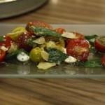 Parlour Heirloom Tomato Salad