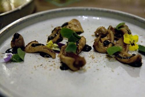 Parlour Wine Room - Butter Roasted Mushroom