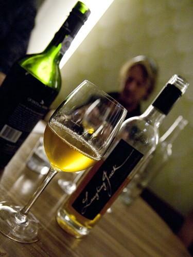 Parlour Wine Room - Drinks Menu