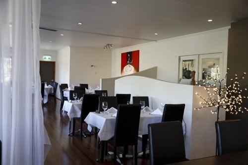 Pasfields Restaurant Interior