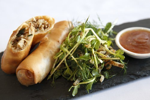 Spicy Duck Spring Roll