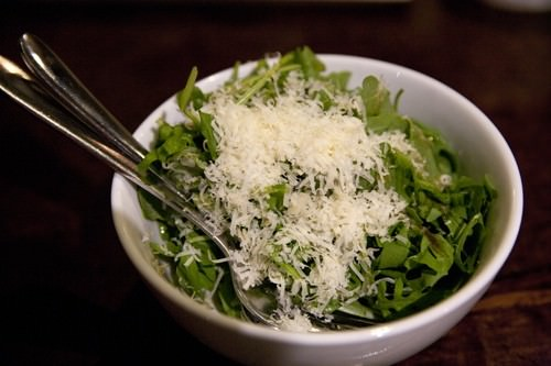 Rocket & Parmesan Salad