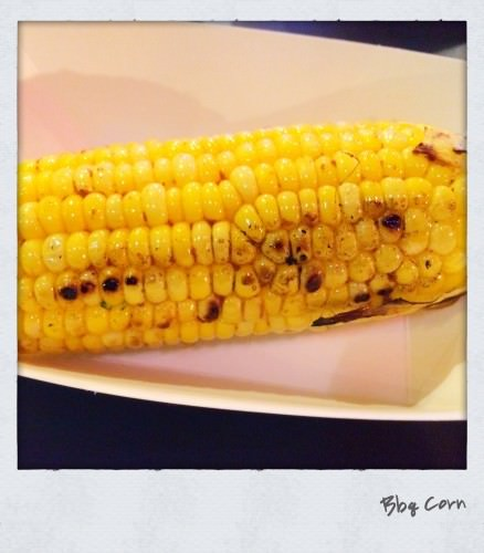 BBQ Corn  Mad Max Mexican Style