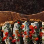 Grilled Sardines Entree