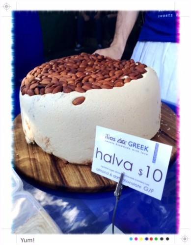Chilli Festival Greek Desserts