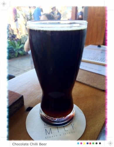 Chocolate Chilli Beer