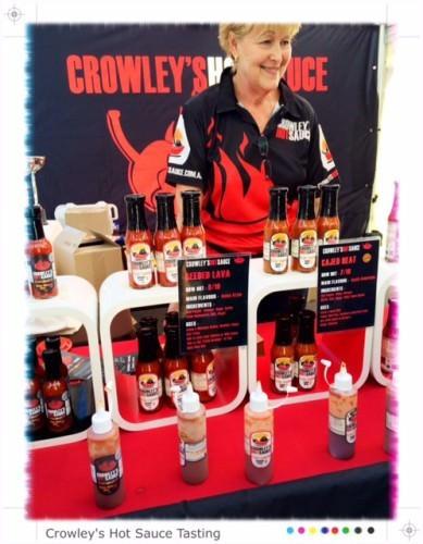 Crowley's Hot Sauce