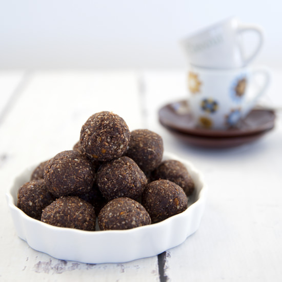 Jaffa Protein Balls