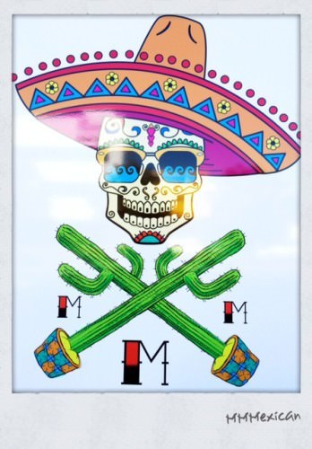 Mad Max Mexican Logo