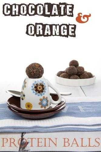 Delicious Chocolate Orange Protein Balls - Vegan, Gluten Free and Paleo