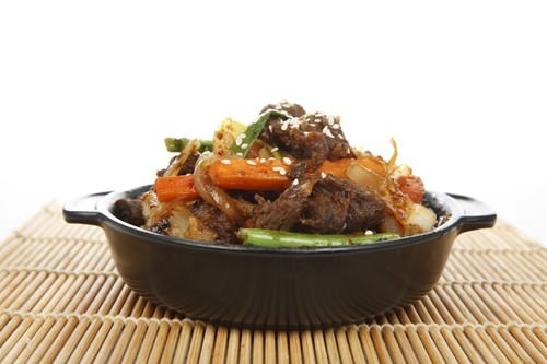 Korean Chili Pork