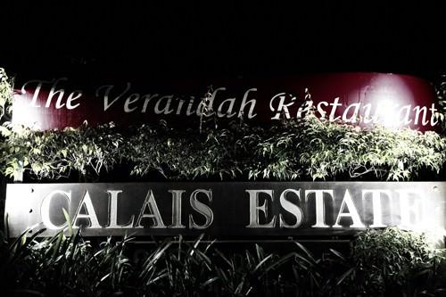 The Verandah & Calais Estate