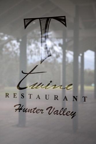 Twine Restaurant Hunter Valley