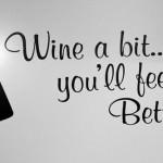 Wine a Little - Vinomofo