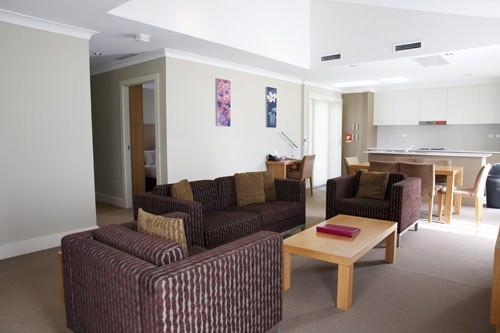 2Bdm Villa Lounge