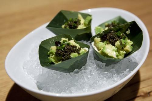 Avocado & Tofu Tartar