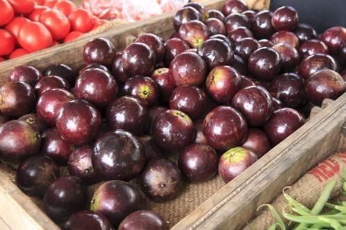 Apple Star Fruit