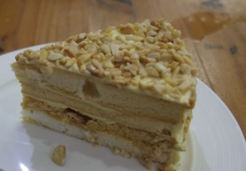 Conti Pastry Shop and Restaurant - Cashew Sans Rival