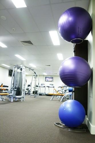 Crowne Plaza 24 hr Gym