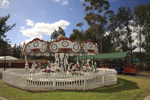 Crowne Plaza Hunter Valley Merry go round