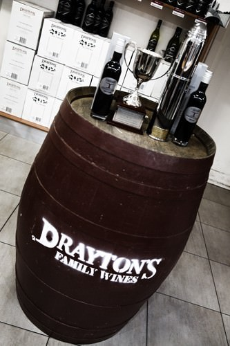 Draytons Award Best Fortified Tawny 1978