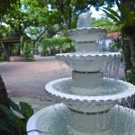Ilustrado Courtyard - Fountain