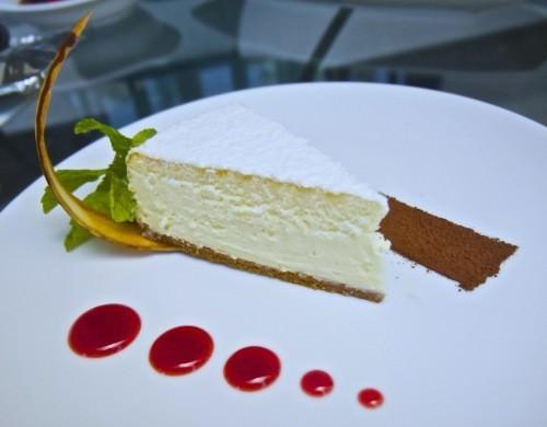 Ilustrado Dessert - Cheesecake