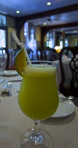 Ilustrado - Fresh Green Mango Shake