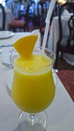 Ilustrado - Fresh Yellow Mango Shake