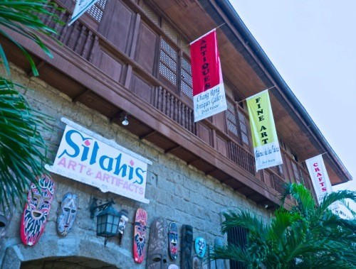 Ilustrado - across Silahis Arts and Artifacts