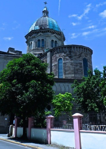 Intramuros - Manila Cathedral