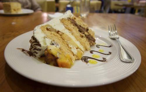 Mango Bravo yummy slice