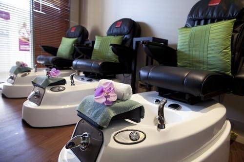 Tea Tree Spa - Pedicure Room