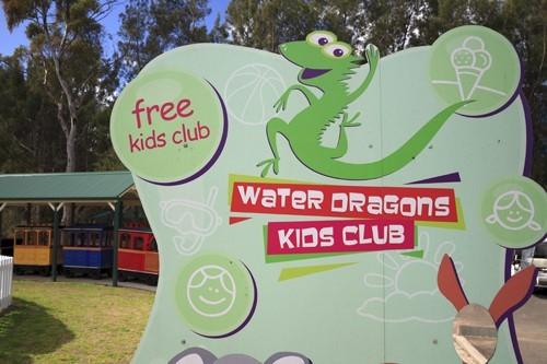 Water Dragon Kids Club