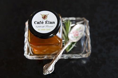 Cafe Elan Honey